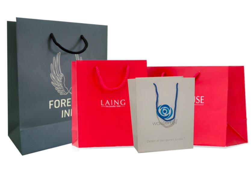 Bolsas personalizadas para tiendas departamentales