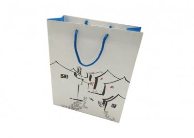 Bolsas personalizadas con asas macramé
